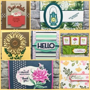 Frenchie' Team Showcasing New Release Stamp Set From Annual Catalog 2020-2021