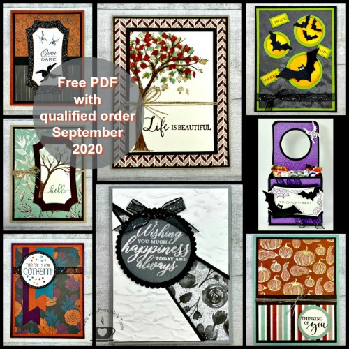 September Customer Appreciation at Frenchie's Stamps plus Special Announcement