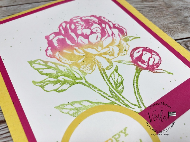 SSS stamping technique