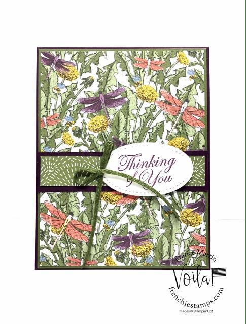 Dandy Garden Designer Paper