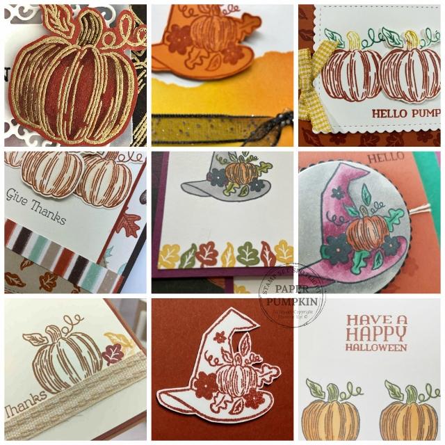 Hello Pumpkin, Paper Pumpkin Extra Inspiration
