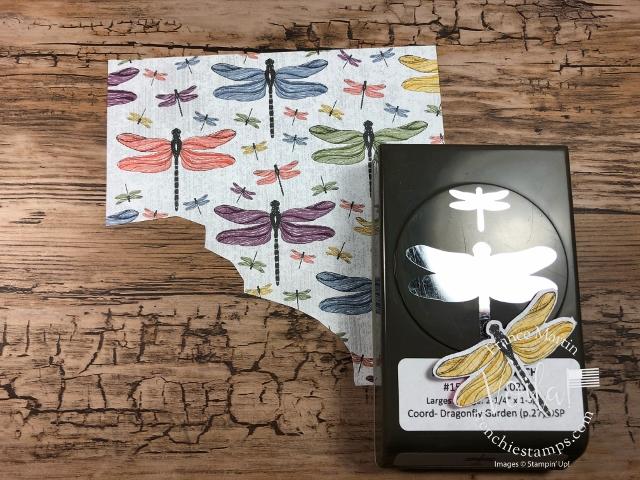 Tip for the Dragonfly Garden Bundle and the Dandy Garden Designer paper.