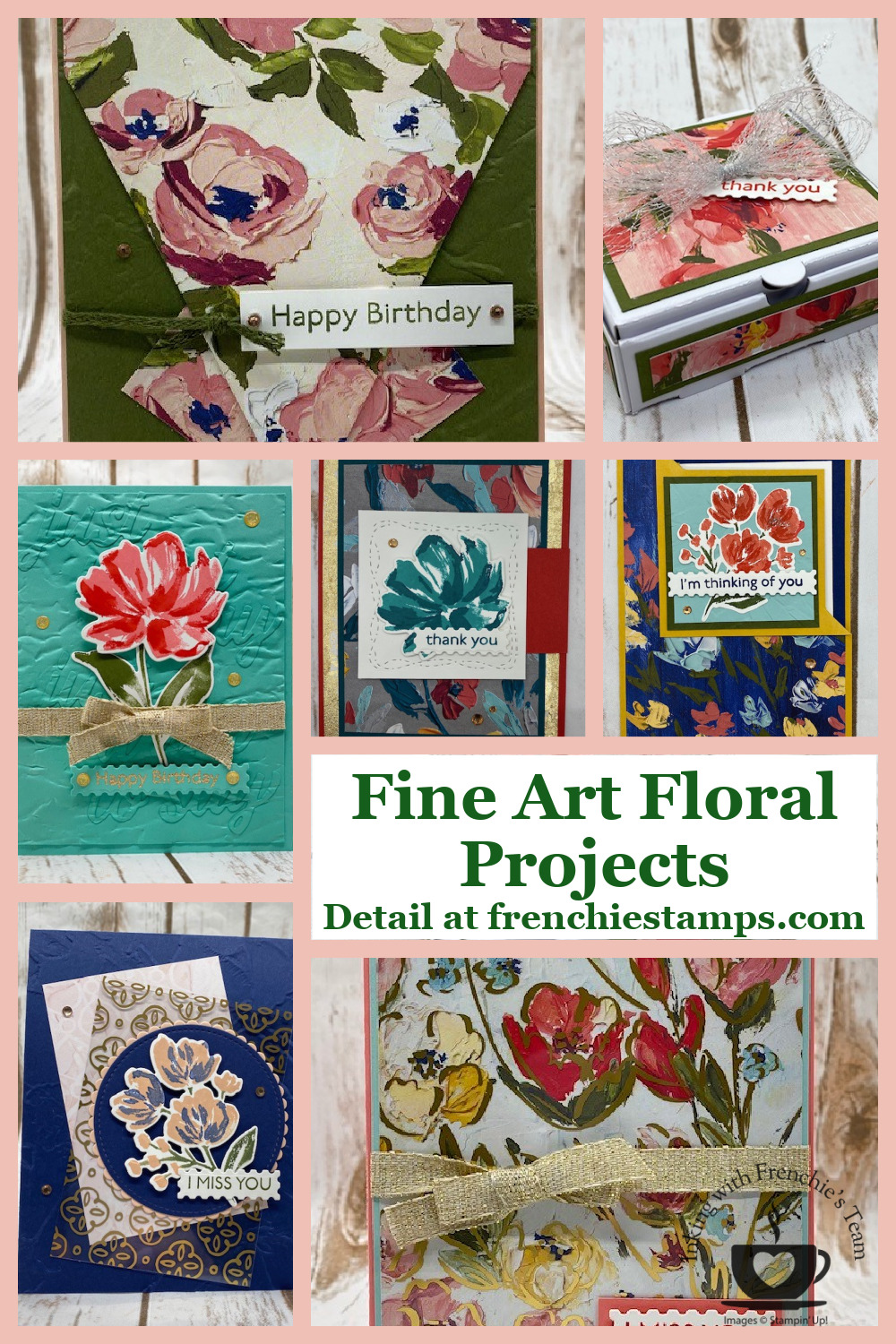 Fine Art Floral Suite Projects For Customer Appreciation