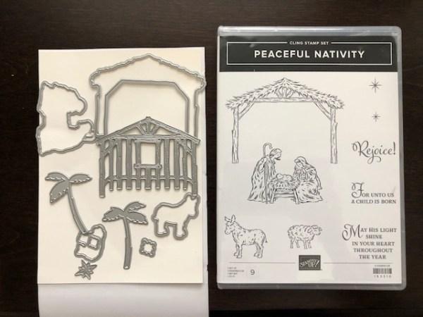 Peaceful Nativity Bundle