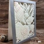 Open Frame with Seaside Seashells Dies