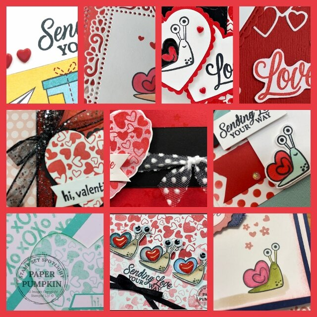 Sending Hearts January 2021