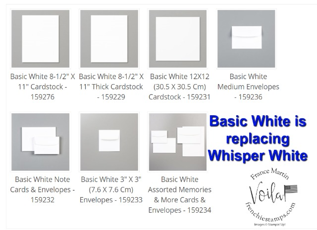 Basic White Cardstock