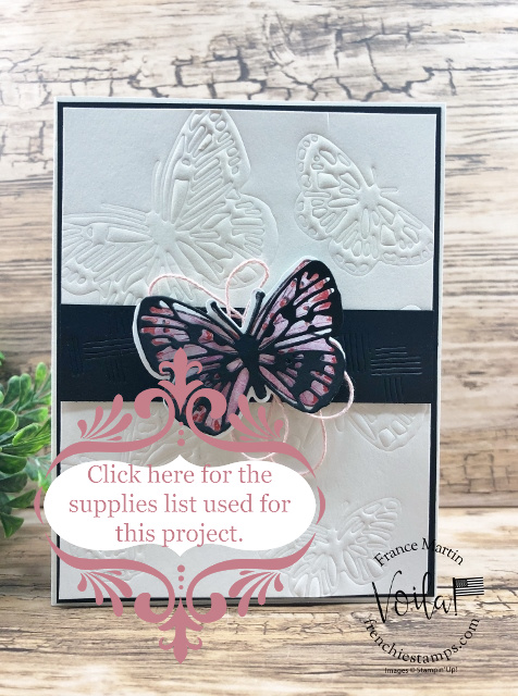 All about embossing with dies and on specialty paper