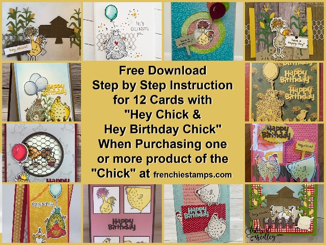 Hey Chick and Hey Birthday Chick Showcase.