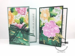 Beautiful Birthday Cards With Expression In Ink