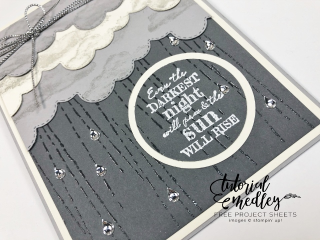 Rainy Day with After the storm Stamp set