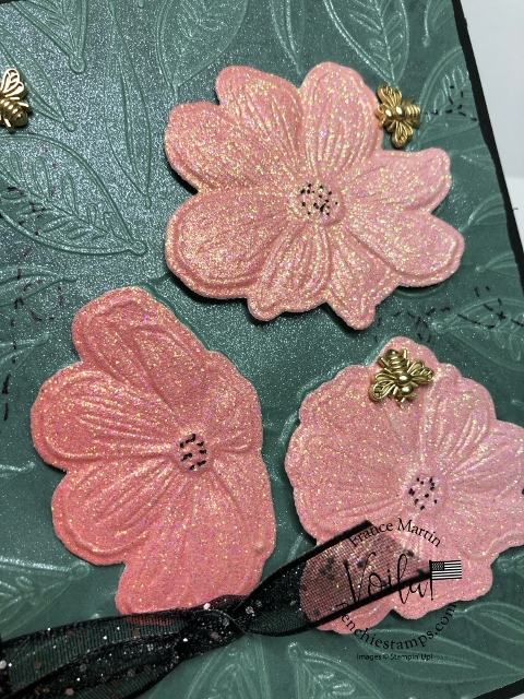 Art In Bloom with In Color Vellum and Ombre Specialty Paper.
