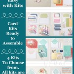 All Inclusive Card Kits by Stampin