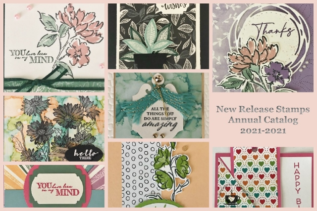 Frenchie Teammates Card Swap with new release of the 2021-2022 Annual Catalog.