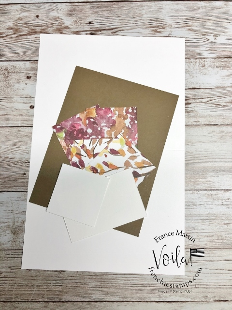 Mystery Card Stamping With Frenchie.