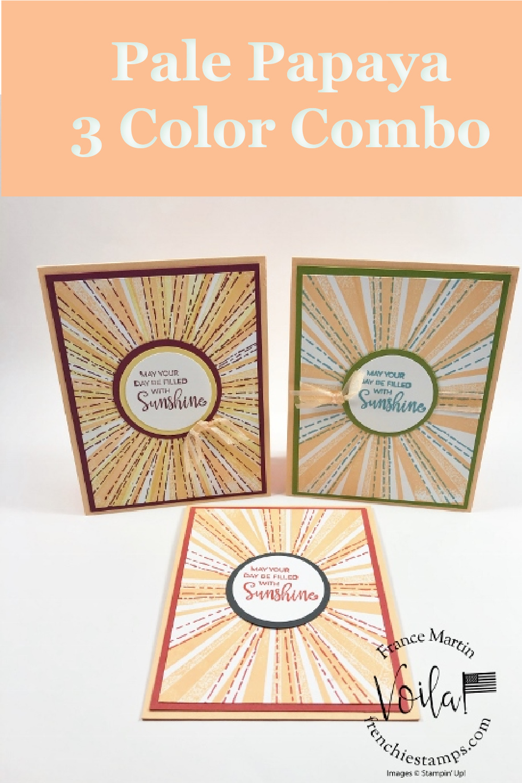In-Color 2021-2023 Pale Papaya Color Combination
