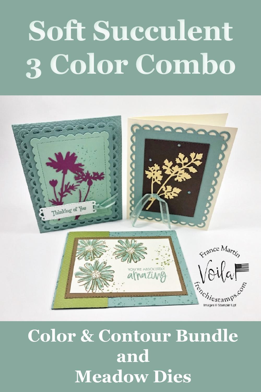 In-Color 2021-2023 Soft Succulent Color Combination