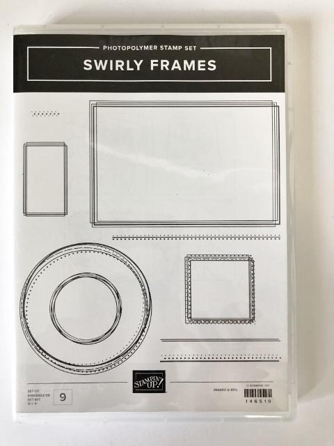 Swirly Frames stamp set