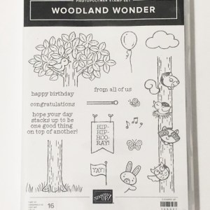 Woodland Wonder stamp set