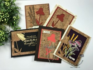 Nature's Harvest Bundle With Cork Paper