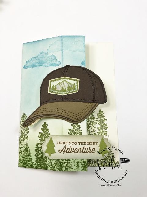 Fun Fold Pop Up Flip Hat