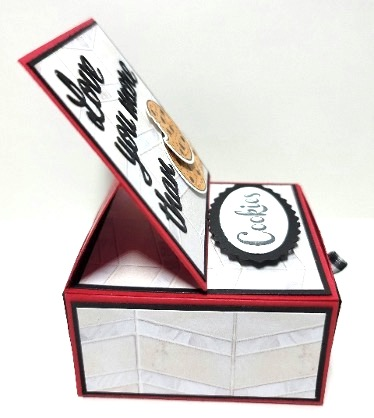Card and treat Box with Nothing's Better Than bundle.