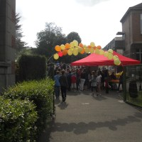 The Kermesse, The French School Fête.