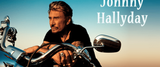 Johnny Hallyday, the French Rock'n'roll icon is dead.