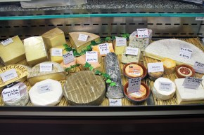 Our farmhouse French cheese