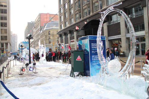 Probabilités, tirage d'urne, équiprobabilité et formule, seconde, Winterlude, Ottawa