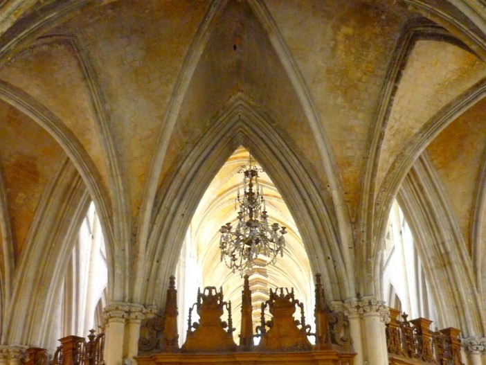 The Ambulatory, Vendôme Abbey © French Moments