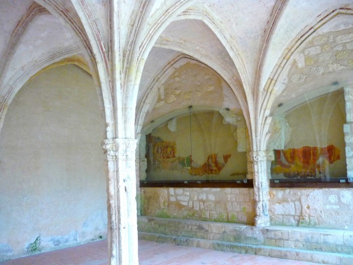 The Chapter House, Vendôme Abbey © French Moments