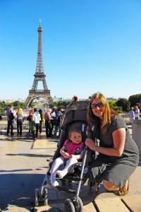 Rachel and Aimée in Paris