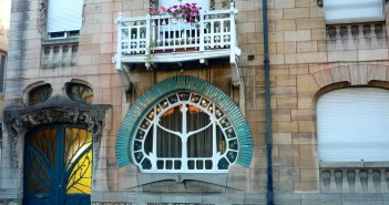 Art Nouveau Buildings Nancy 19 © French Moments