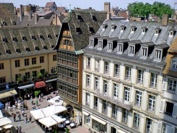 Place de la Cathédrale, Strasbourg © French Moments