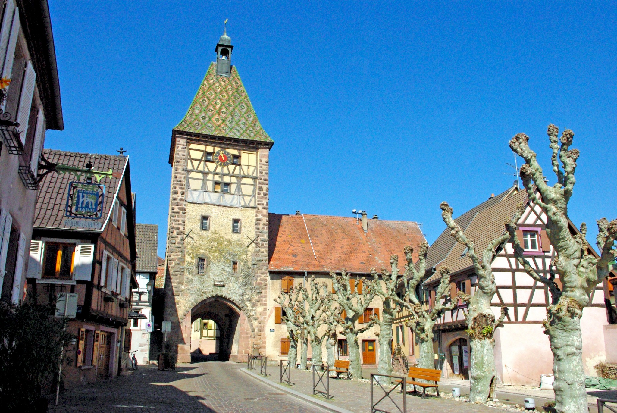 Bergheim French Moments