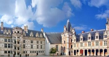 Blois Castle © Tango7174 (CC BY-SA 4