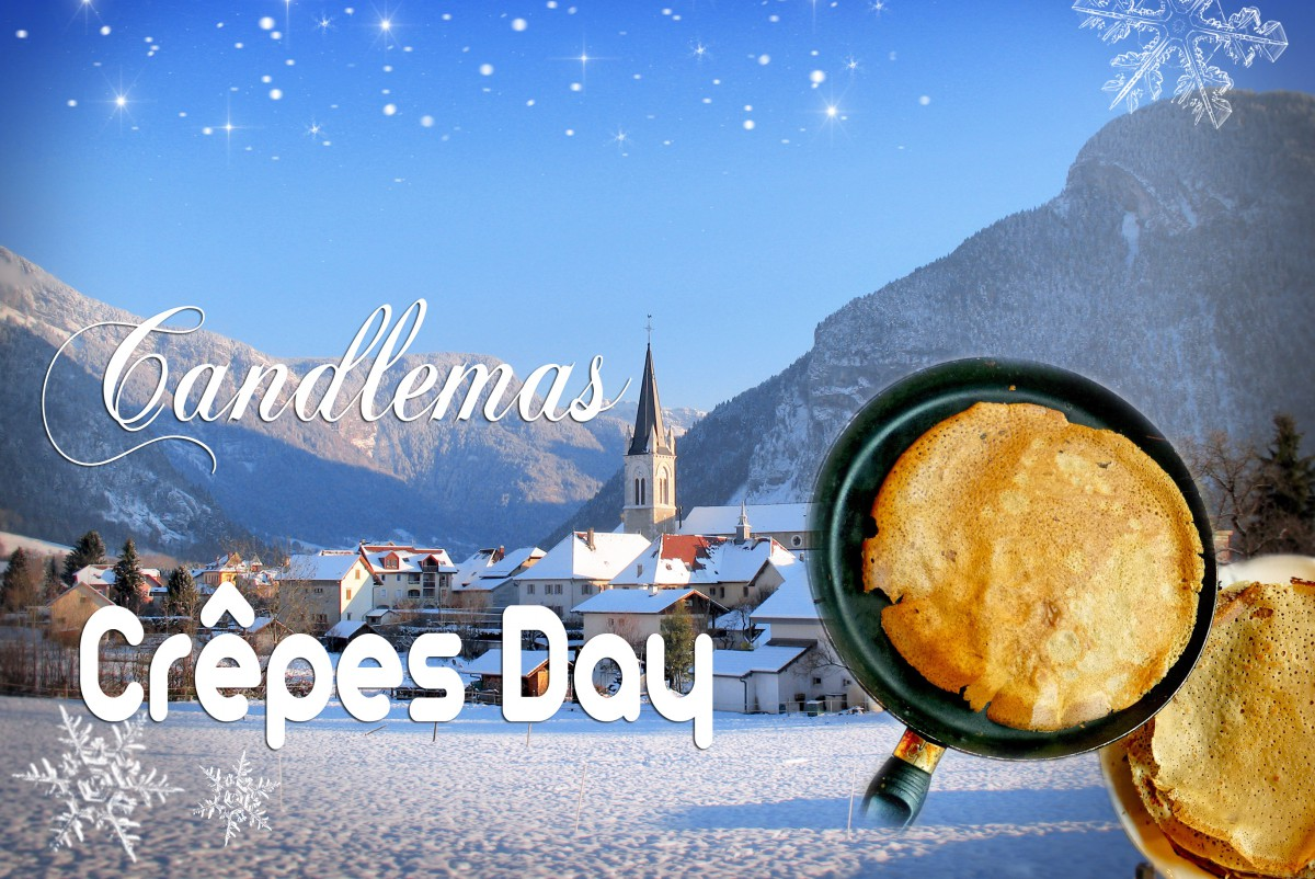Candlemas In France This Is Crêpes Day French Moments