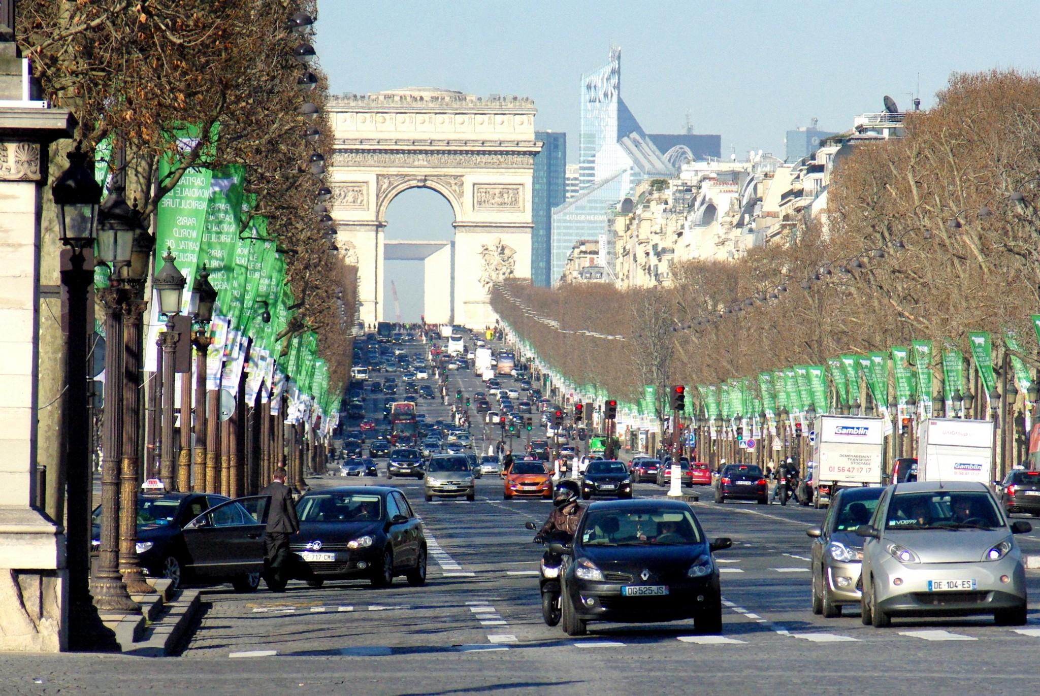 Hotel Des Champs Elysees Paris