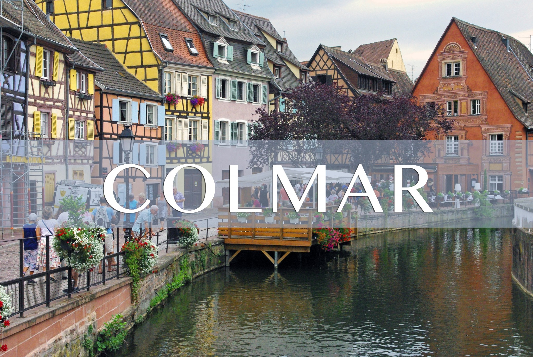 Colmar Alsace French Moments