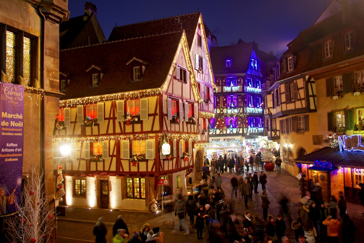 Elsass Karte Colmar.Christmas In Alsace Traditions And Markets French Moments