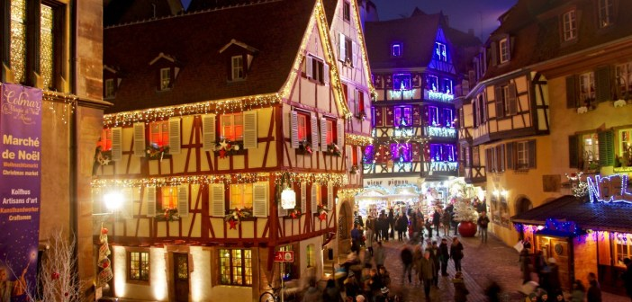 Christmas in Alsace (Colmar) © French Moments