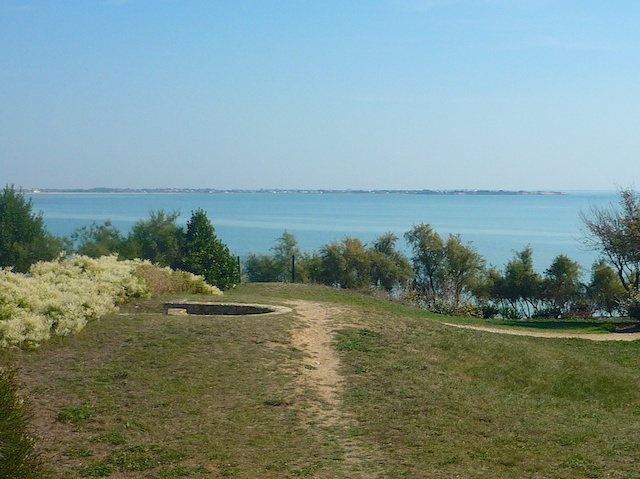 View of the island of Oléron from La Rochelle © French Moments