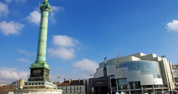 Place de la Bastille © French Moments