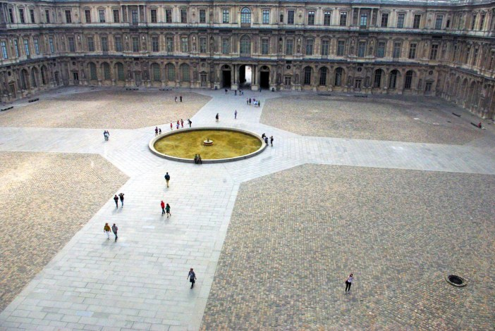 Cour Carrée of the Louvre © French Moments