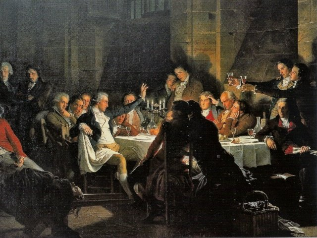 Dernier Banquet des Girondins