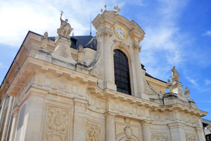 The façade of St. Sébastien church, Nancy © French Moments