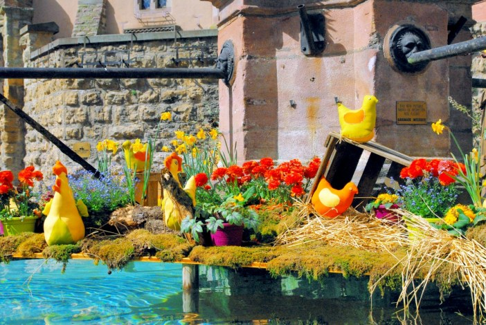 Easter traditions in France - Eguisheim © French Moments