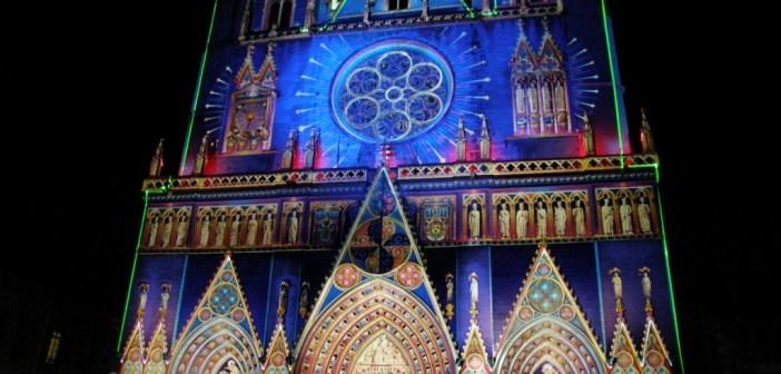 The Festival Of Lights In Lyon La Fte Des Lumires De Lyon