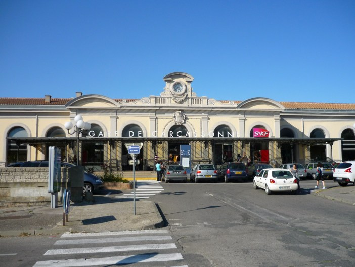 Railway station of Carcassonne © French Moments